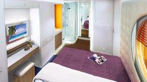 Studio cabine de luxe