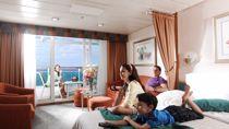 Junior Suite Familiar con Balcón
