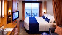 Esterna Deluxe con balcone e vista al Mare