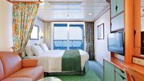 Cabina de Lujo con Vistas al Mar