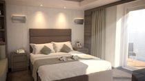 Yacht Club Suite de Luxe con balcón