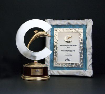 Premio miglior agenzia web in Italia Costa Crociere