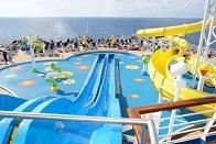 piscina su nave da Crociera