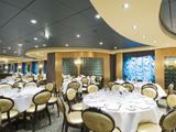 MSC Preziosa Golden Restaurant