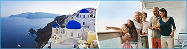 Descubre las Islas Griegas con MSC Cruceros