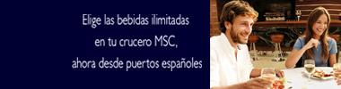 Mediterráneo con MSC