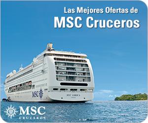 MSC Cruceros 2015