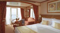 Midship Veranda Suite