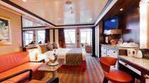 Samsara Suite con veranda e jacuzzi sul mare