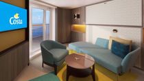 Suite con balcón