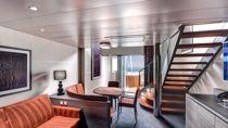Suite Duplex Deluxe Msc Yacht Club