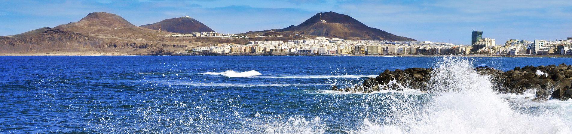 Islas Canarias y Atlántico