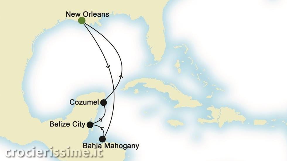 CARAIBI da New Orleans