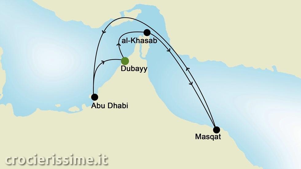 DUBAI ED EMIRATI ARABI da Dubai