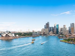 Cruceros Australia  y Nueva Zelanda