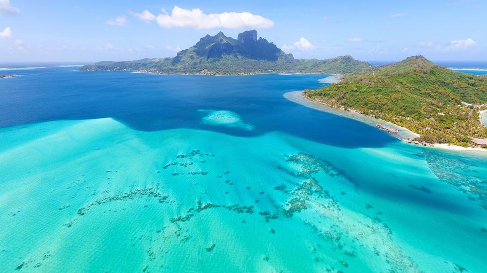 Croisières Océan Pacifique