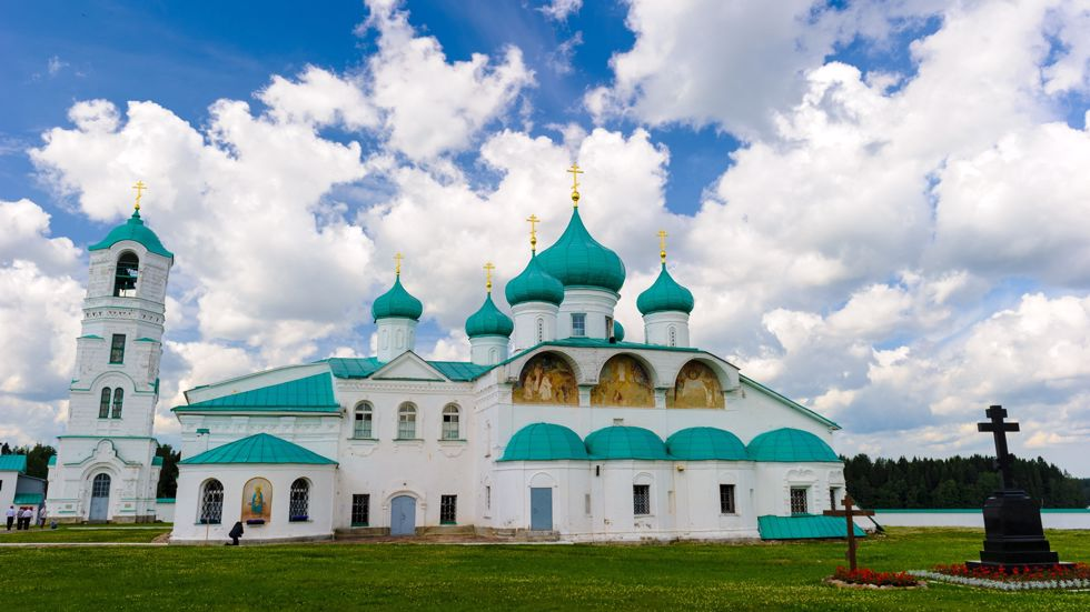 Croisières Volga-Neva-Svir