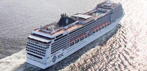Mediterráneo con MSC Cruceros