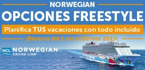Cruceros Freestyle