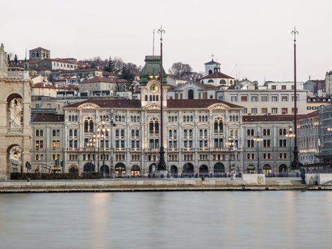 Crociera da Trieste a Yokohama