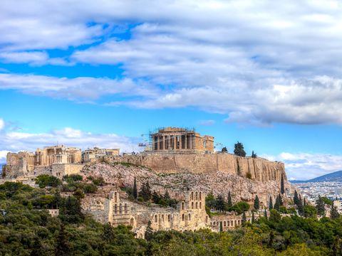 Croisière de luxe d'Athènes à Venise 11 nuits