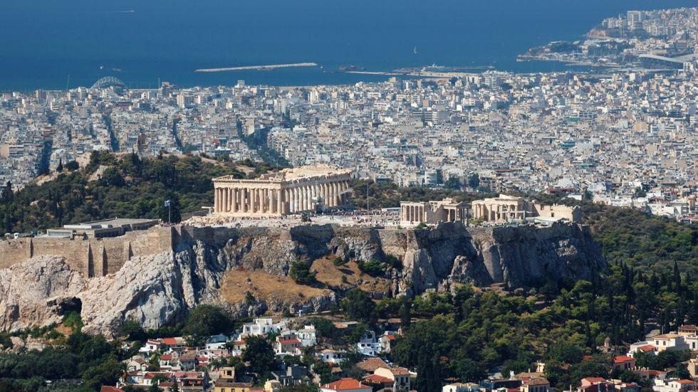 Cruceros El Pireo - Atenas