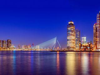Cruceros Rotterdam, Holand