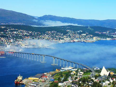 Croisière Aurore Boréale de Tromso