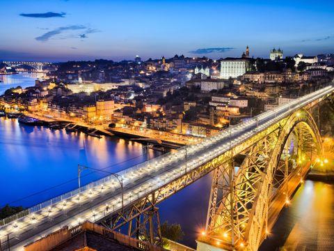 Crociera Fluviale Douro da Porto a Lisbona