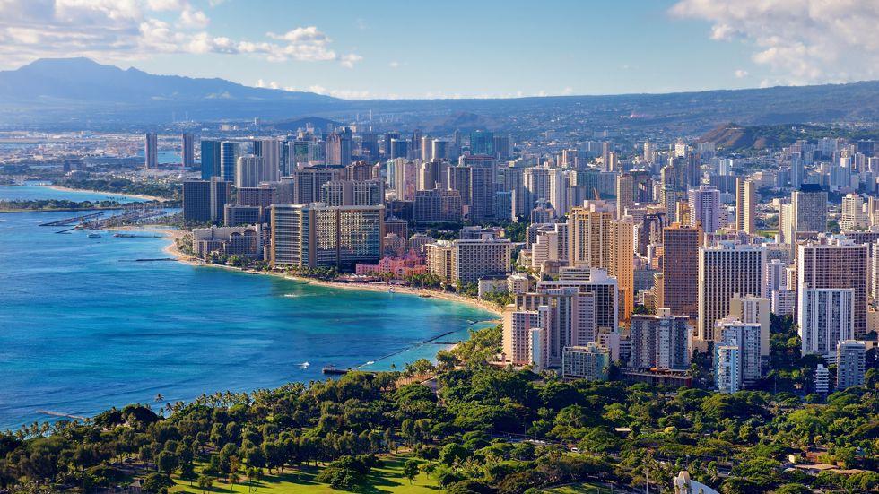 Croisières Honolulu