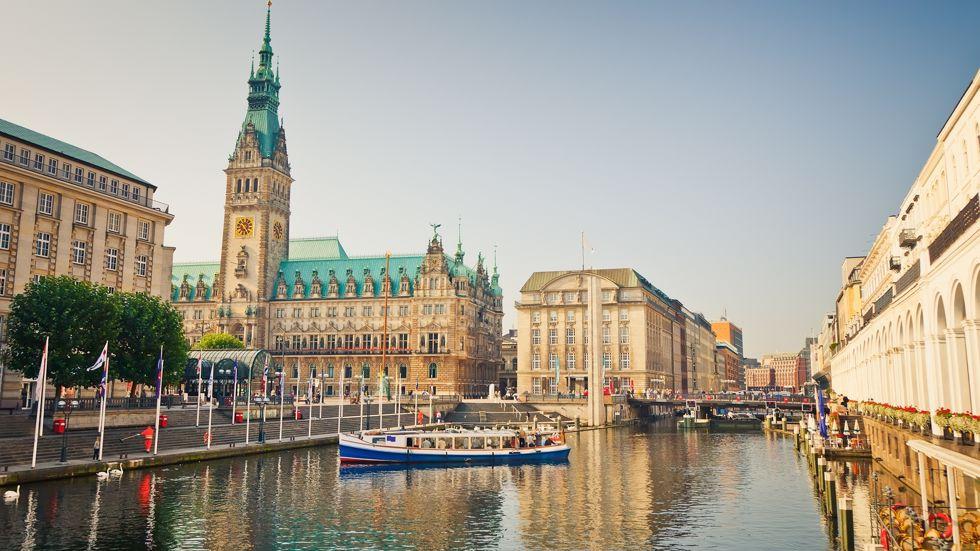 Cruceros Hamburgo