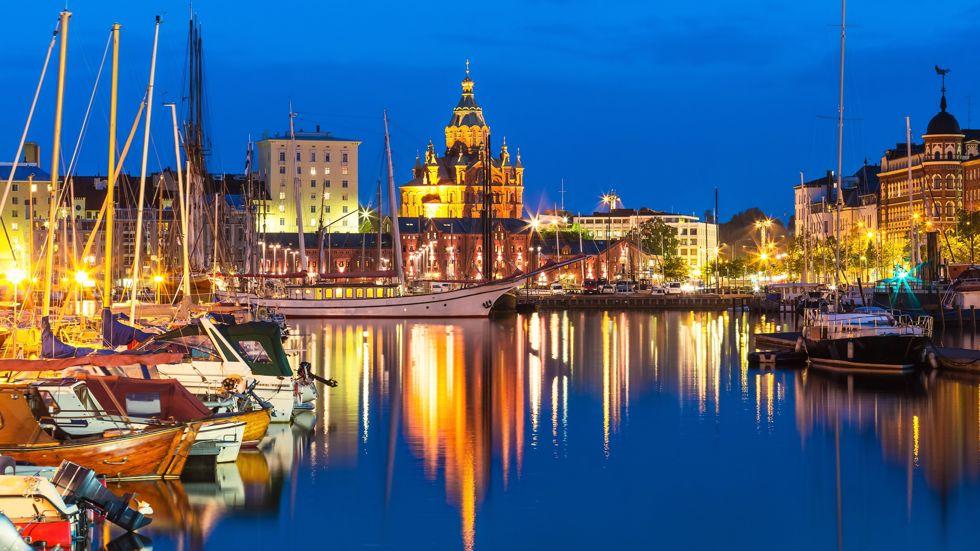 Croisières Helsinki