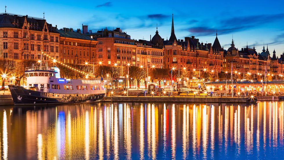Cruceros Estocolmo
