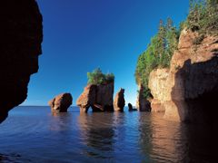 Cruceros Saint John - New Brunswick