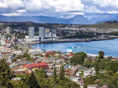 Crucero de lujo Sudamérica de San Antonio a Buenos Aires