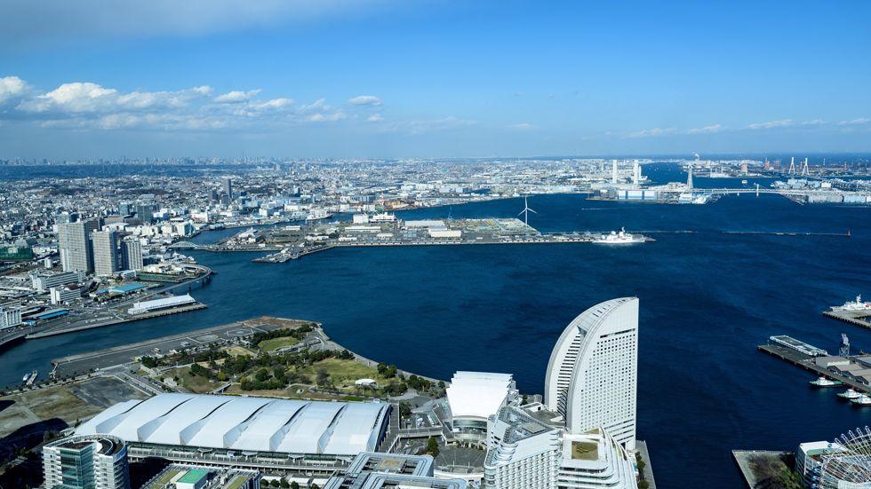 Crociere Yokohama, Japan