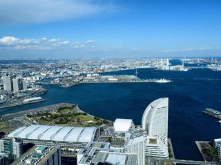 Cruceros Yokohama, Japan