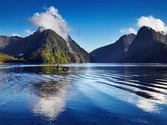 Crociere Milford Sound