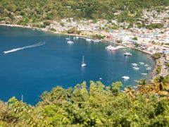 Cruceros Soufriere