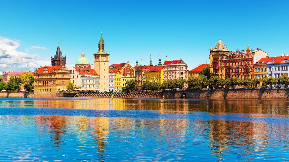 Croisières Prague