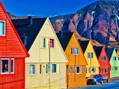 Croisières Longyearbyen