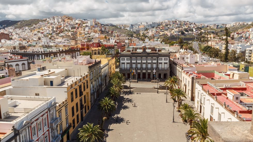 Cruceros Las Palmas