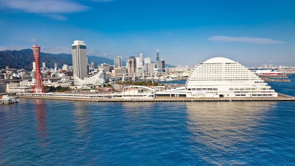 Cruceros Kobe