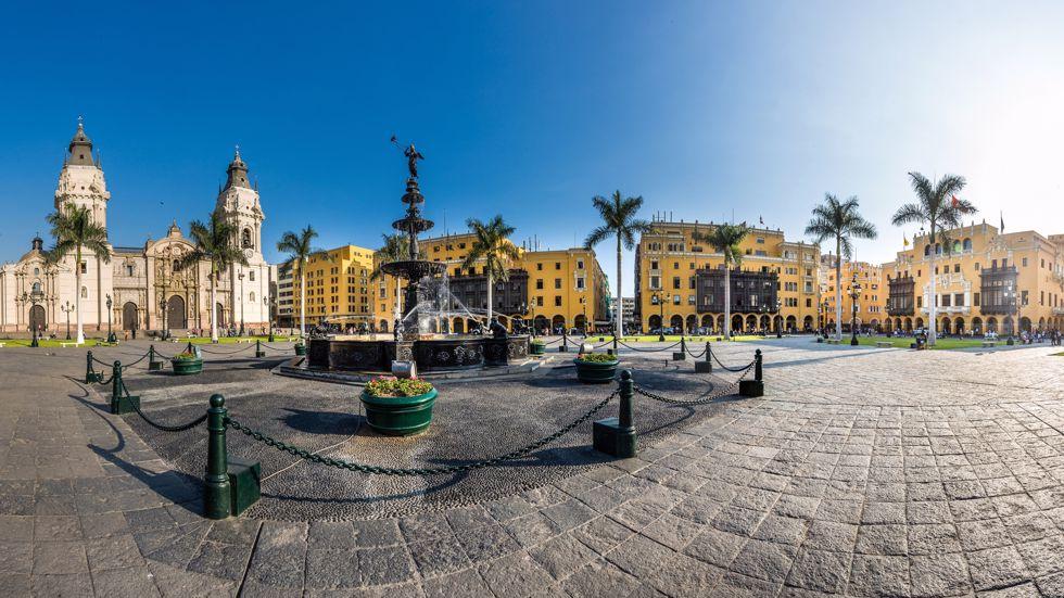 Cruceros Lima