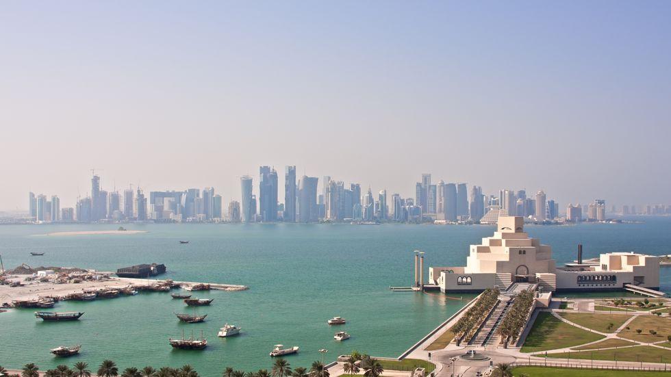 Croisières Doha