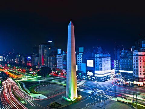 Crucero de lujo Sudamérica de Argentina a Chile