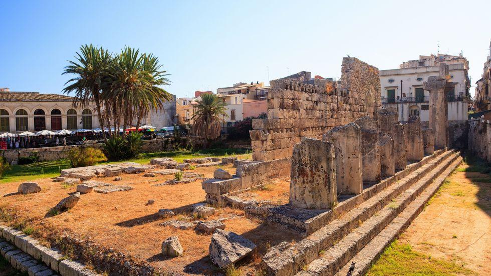 Croisières Syracuse