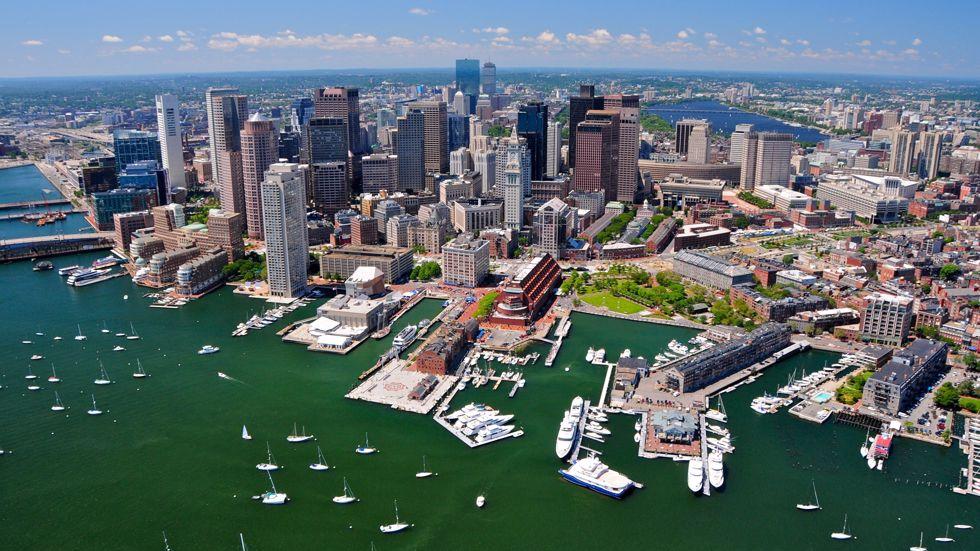 Cruceros Boston