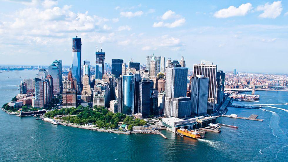 Crociere New York City