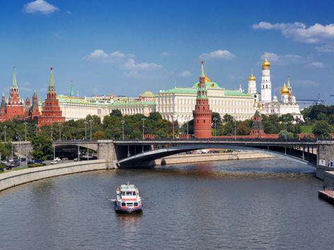 Crociera Fluviale Volga da Mosca a San Pietroburgo